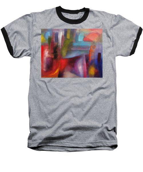 Untitled #3 Baseball T-Shirt by Jason Williamson