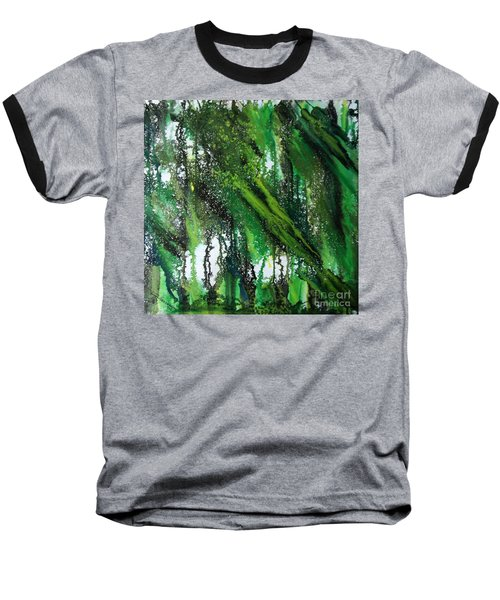 Forest Of Duars Baseball T-Shirt