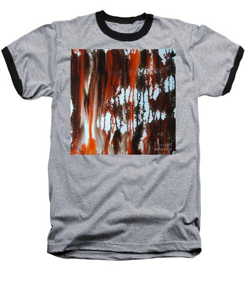 Sunrise Of Duars Baseball T-Shirt