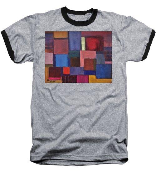 Untitled #7 Baseball T-Shirt by Jason Williamson