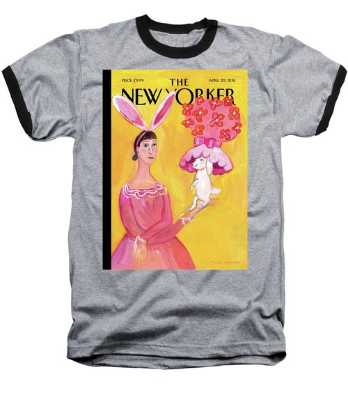 New Yorker April 25th, 2011 Baseball T-Shirt