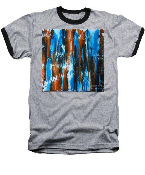 Winter Vs. Summer Baseball T-Shirt