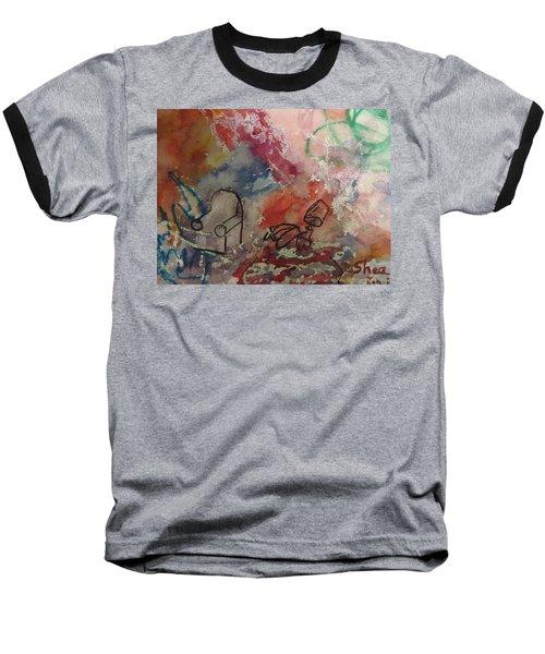 Untitled Watercolor 1998 Baseball T-Shirt