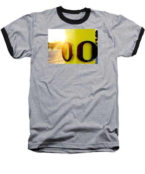 Uo 6 Baseball T-Shirt by Michael Cross