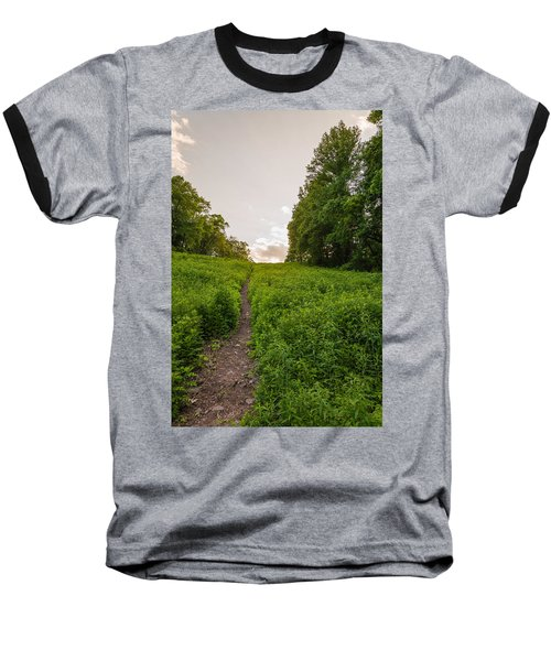 Up Hill Baseball T-Shirt