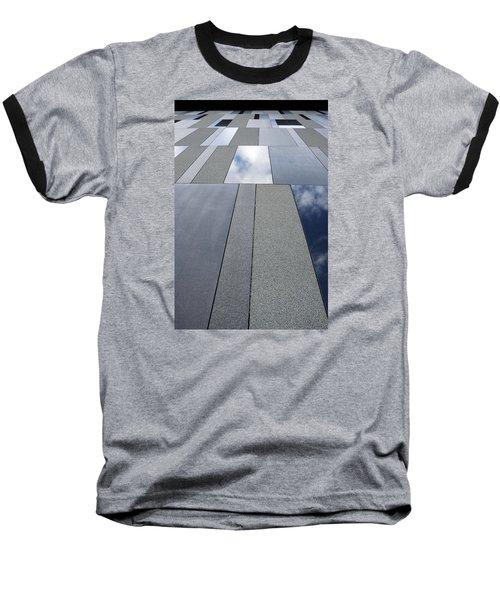 Up The Wall Baseball T-Shirt