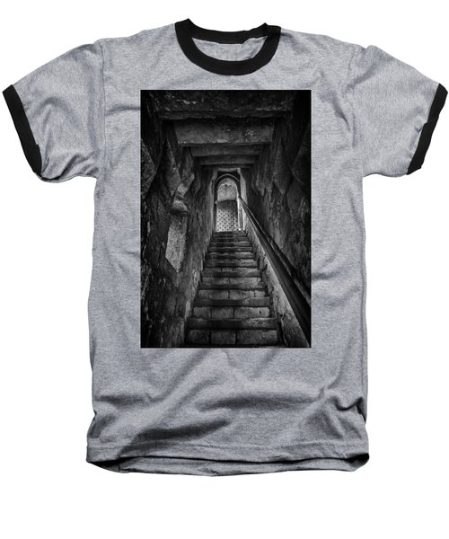 Up To The Walls Baseball T-Shirt