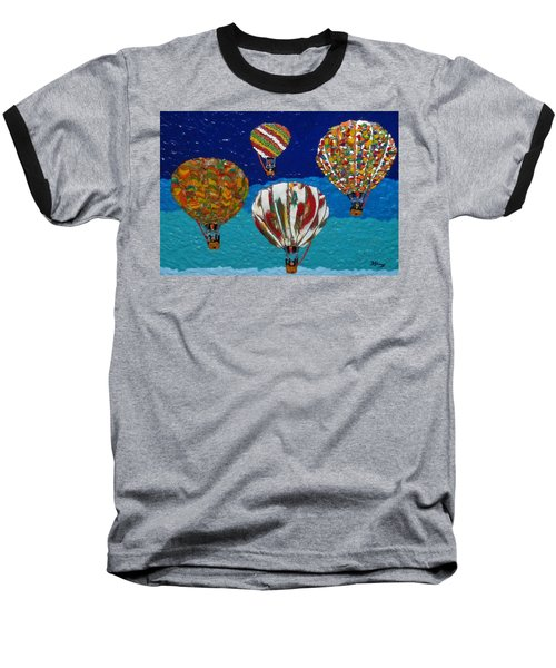 Up Up And Away Baseball T-Shirt