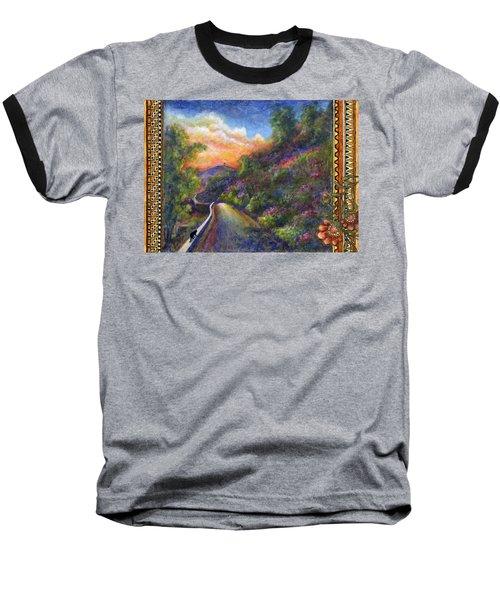 Uphill Baseball T-Shirt