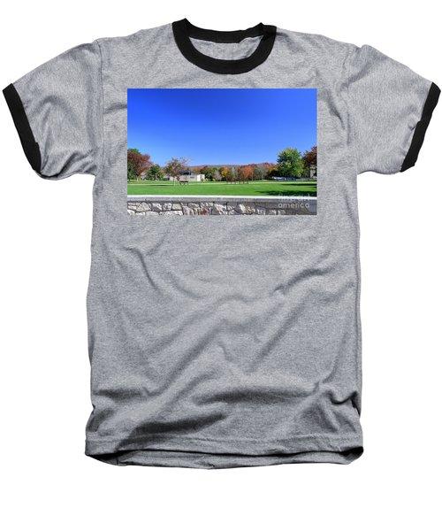 Upj Campus Baseball T-Shirt