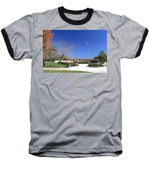 Upj Plaza Baseball T-Shirt