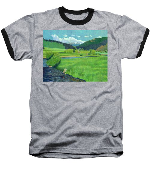 Upper Bear Creek Colorado Baseball T-Shirt