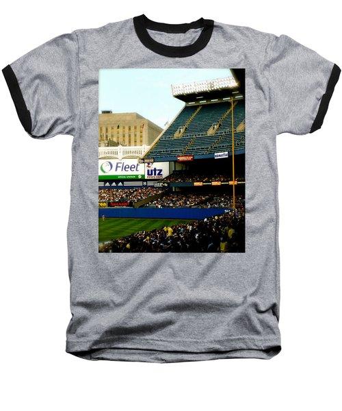 Upper Deck  The Yankee Stadium Baseball T-Shirt