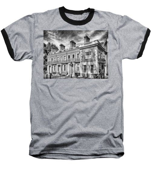 Baseball T-Shirt featuring the photograph Upper Regents Street by Howard Salmon