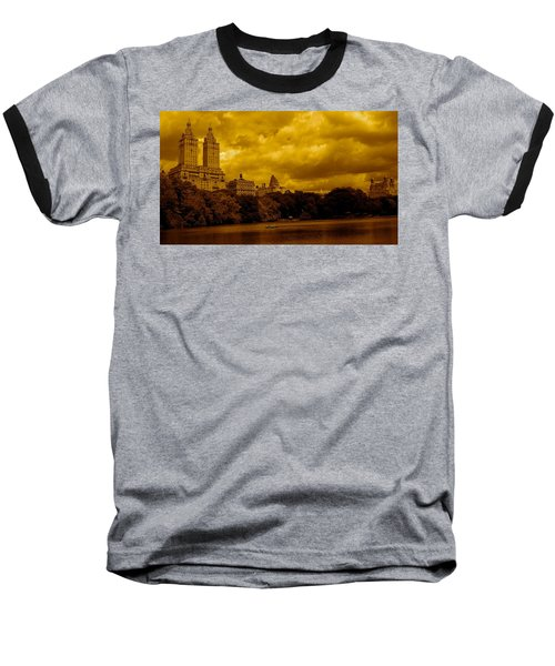 Upper West Side And Central Park Baseball T-Shirt