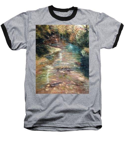Upstream Baseball T-Shirt