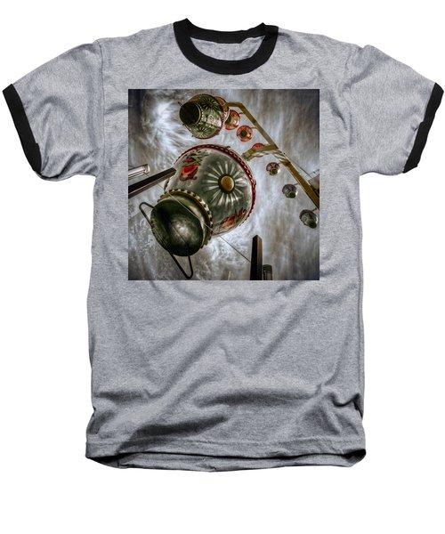 Upwardly Mobile Baseball T-Shirt