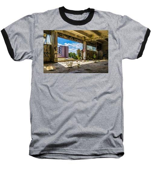 Urban Cave Baseball T-Shirt