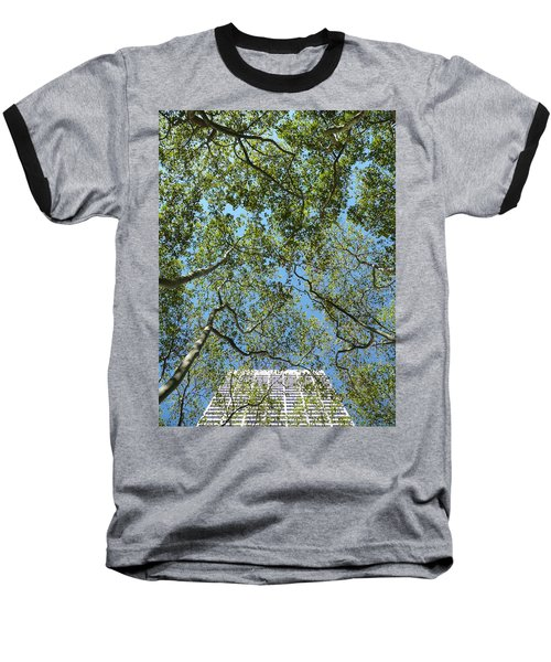 Urban Growth Baseball T-Shirt