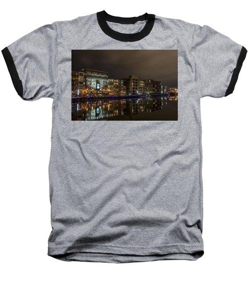 Urban River Reflected Baseball T-Shirt