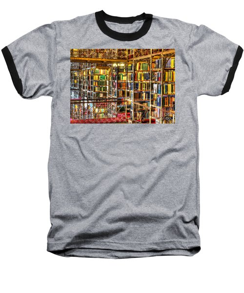 Uris Library Cornell University Baseball T-Shirt