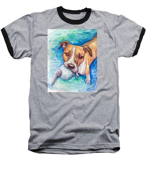 Ursula Baseball T-Shirt by Ashley Kujan