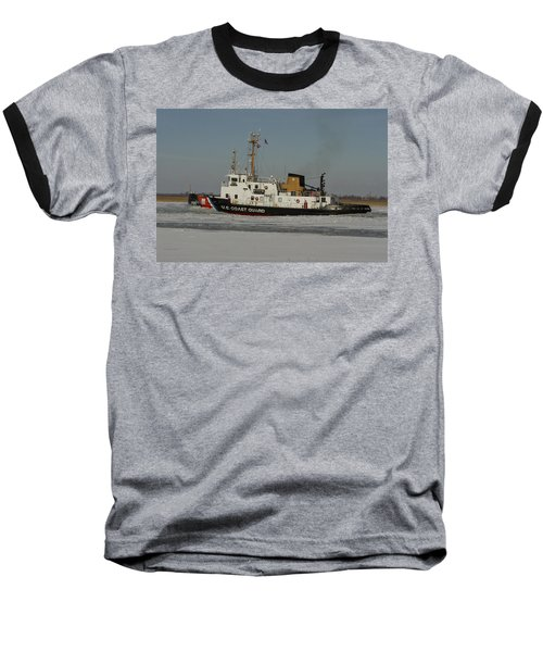 Us Coast Guard Baseball T-Shirt