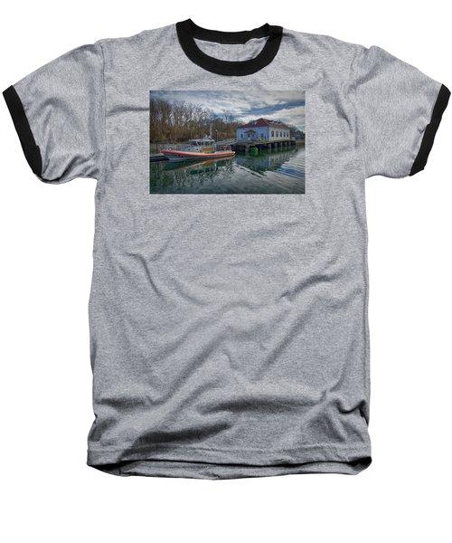 Usgs Castle Hill Station Baseball T-Shirt