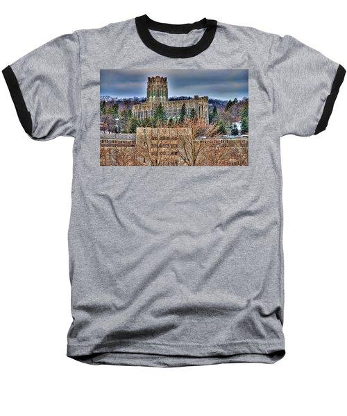 Usma Cadet Chapel Baseball T-Shirt