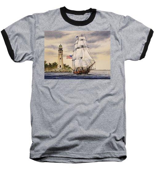 Uss Niagara Baseball T-Shirt by James Williamson