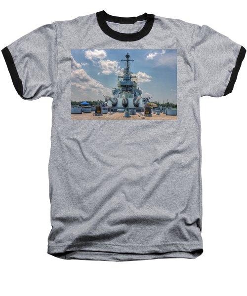 Uss North Carolina Baseball T-Shirt