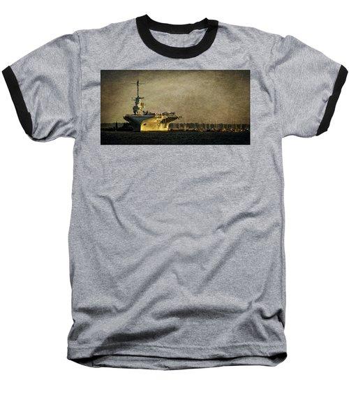 Uss Yorktown Cv10 Baseball T-Shirt