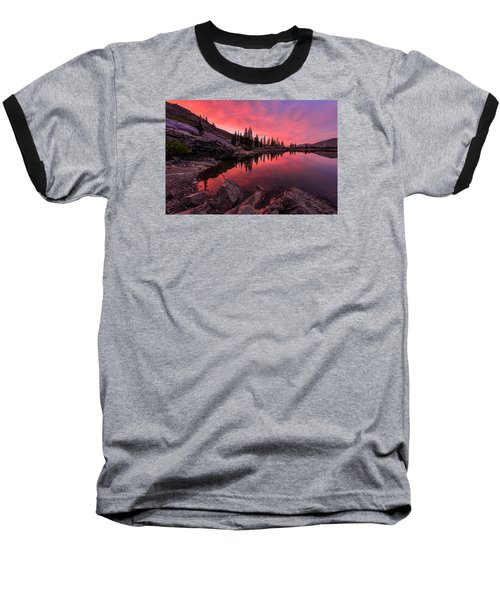 Utah's Cecret Baseball T-Shirt by Chad Dutson
