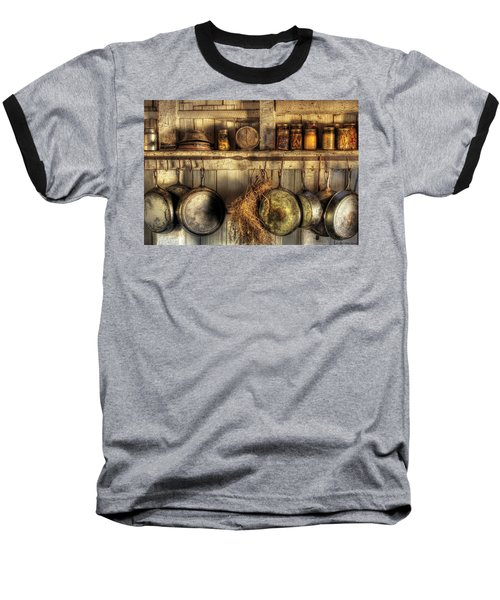 Utensils - Old Country Kitchen Baseball T-Shirt