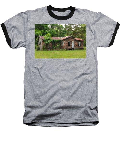 Vacant Rural Home Baseball T-Shirt