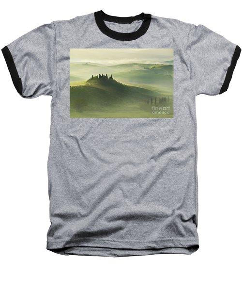 Val D'orcia Baseball T-Shirt