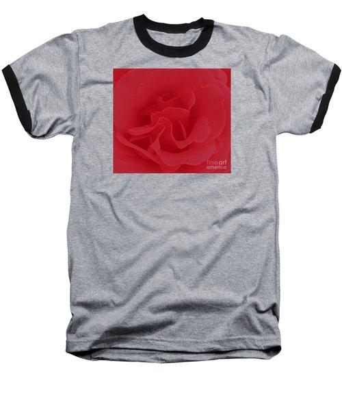 Valentine Red Baseball T-Shirt