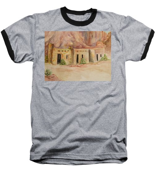 Valley Of Fire Cabins Baseball T-Shirt