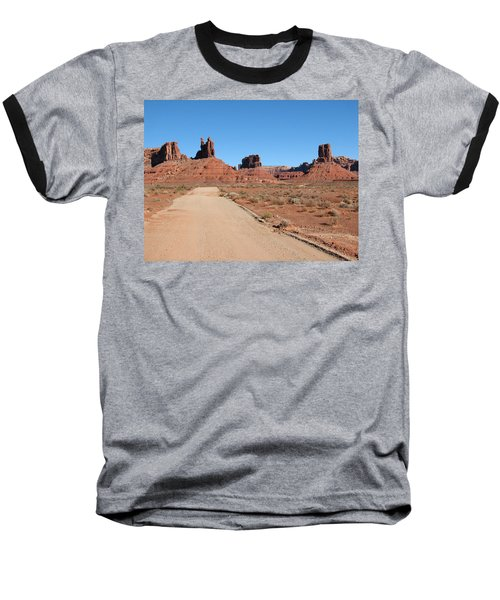 Valley Of The Gods Baseball T-Shirt