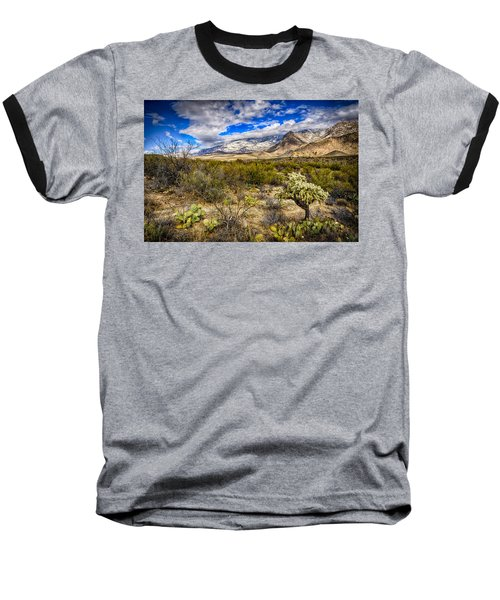 Baseball T-Shirt featuring the photograph Valley View 27 by Mark Myhaver