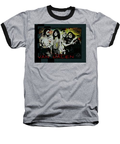 Van Halen - Ain't Talkin' 'bout Love Baseball T-Shirt