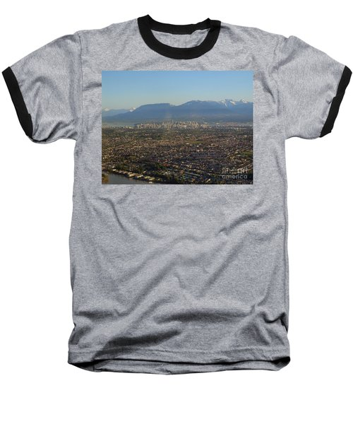 Vancouver At A Glance Baseball T-Shirt