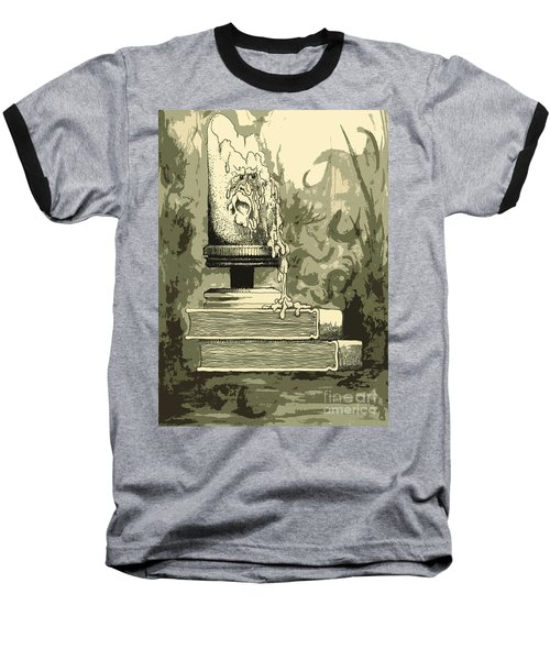Bougie Baseball T-Shirt by Julio Lopez