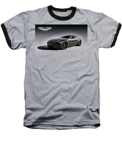 Vantage V12 Baseball T-Shirt by Douglas Pittman