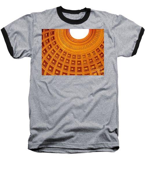 Vatican Mount Baseball T-Shirt