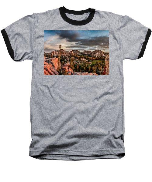 Vedauwoo View Baseball T-Shirt