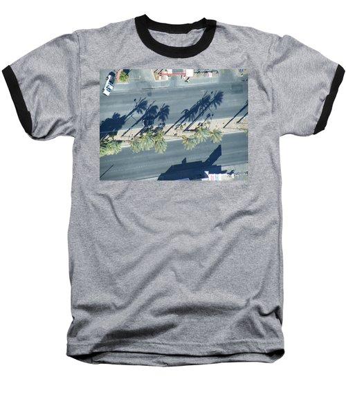 Veepalm Baseball T-Shirt by Brian Boyle