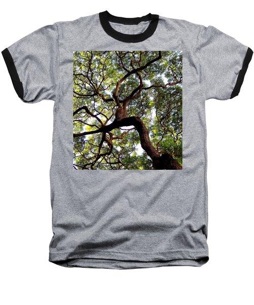 Veins Of Life Baseball T-Shirt