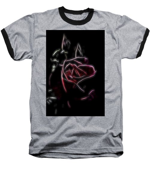 Velvet Rose 2 Baseball T-Shirt