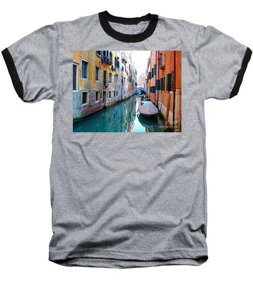 Venetian Calm Baseball T-Shirt